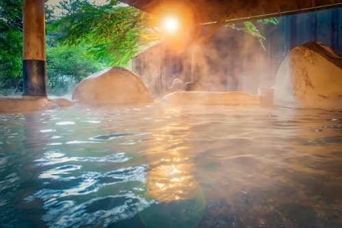 粟井温泉(岡山)|全国ラジウム温泉ガイド