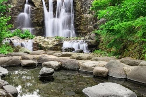島根のラジウム温泉 全国ラジウム温泉ガイド